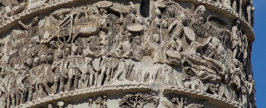 Nueva Iluminación del Foro Romano
